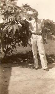 Daddy as a young man in Selma